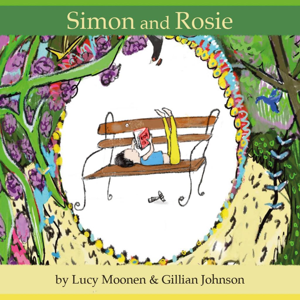 Simon and Rosie by Lucy Moonen