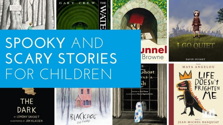 Spooky and Scary Stories for Children