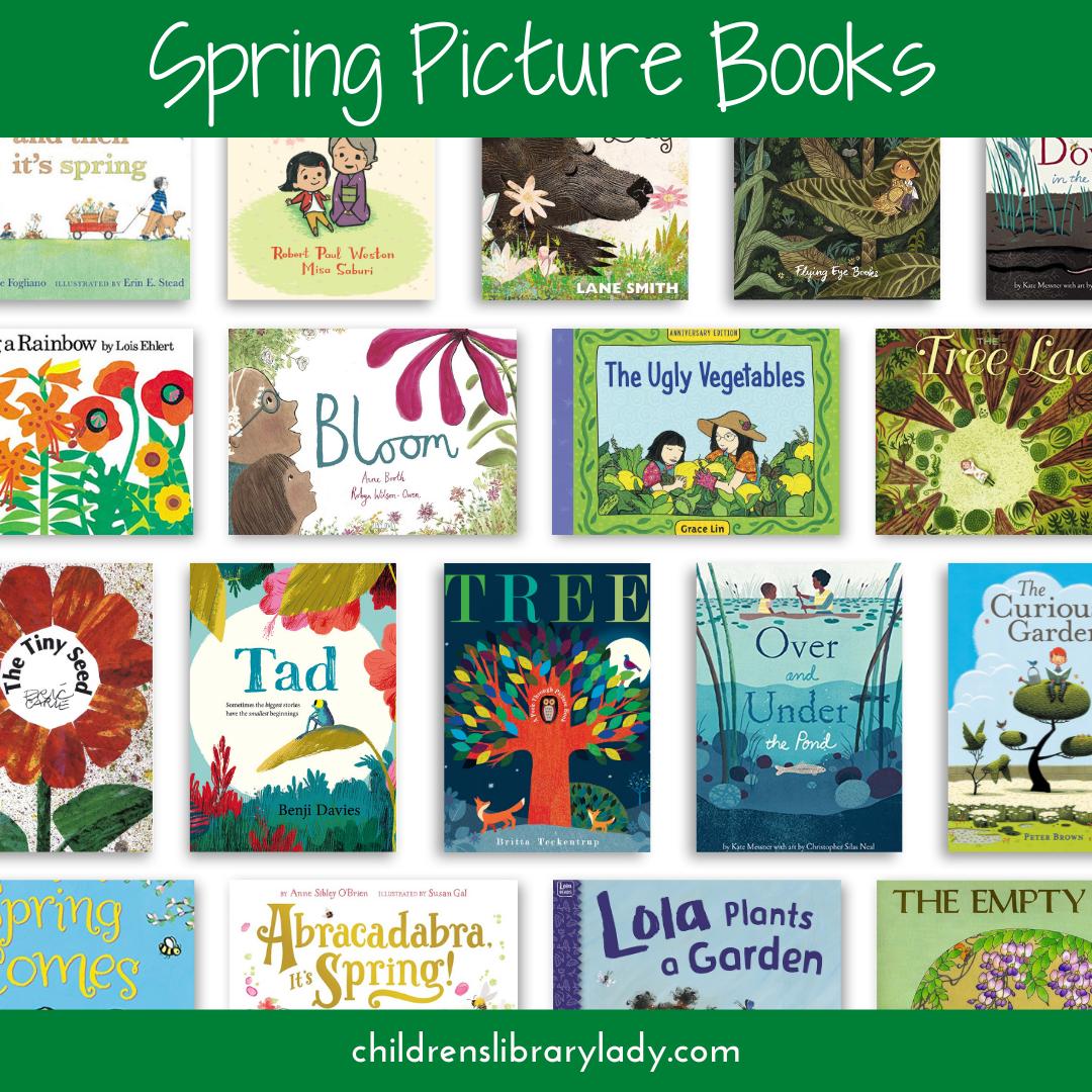 Spring Picture Books for Children