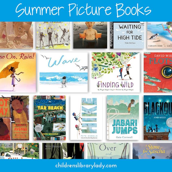Best Summer Books for Children