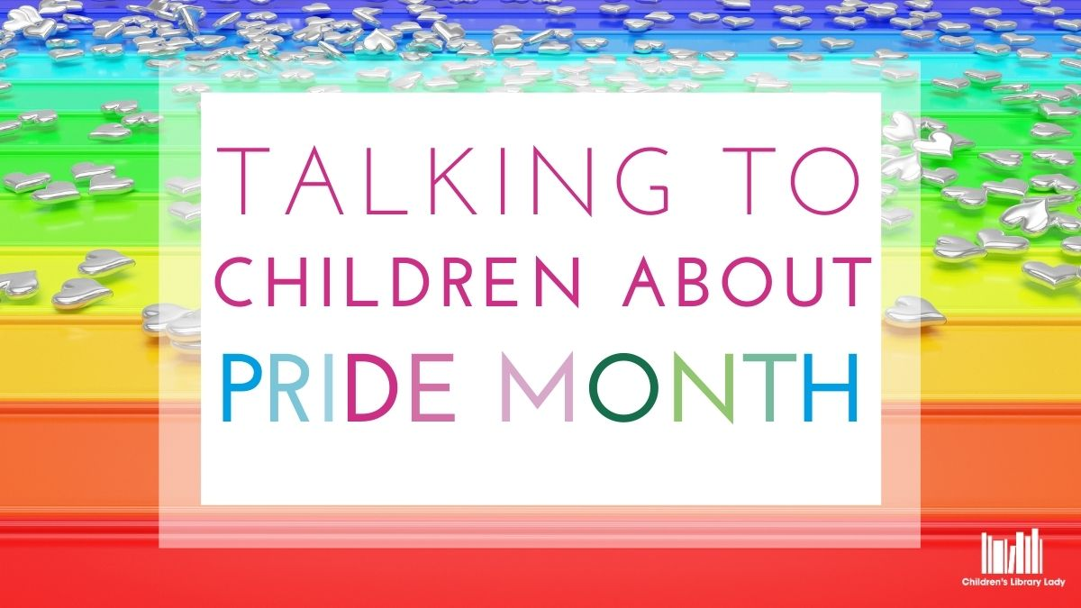 Talking to Young Children about Pride Month