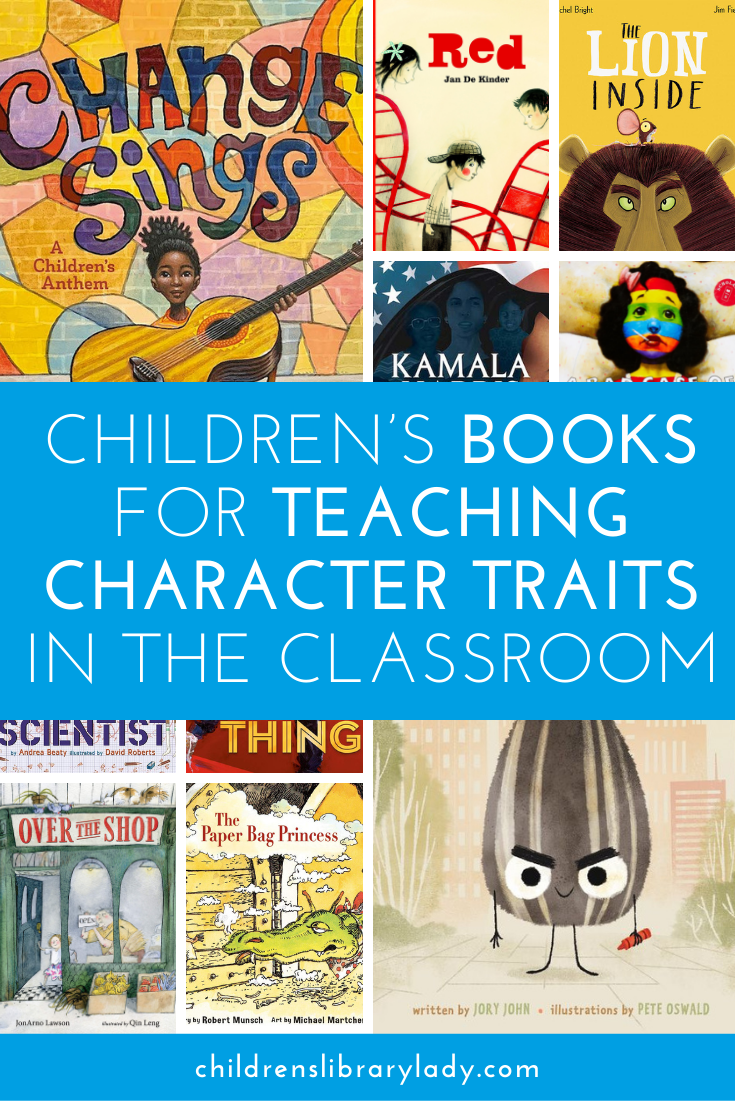 Picture Books for Teaching Character Traits in the Classroom