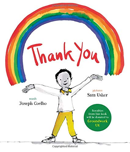 Thank You: A story celebrating key workers and the NHS by Joseph Coelho