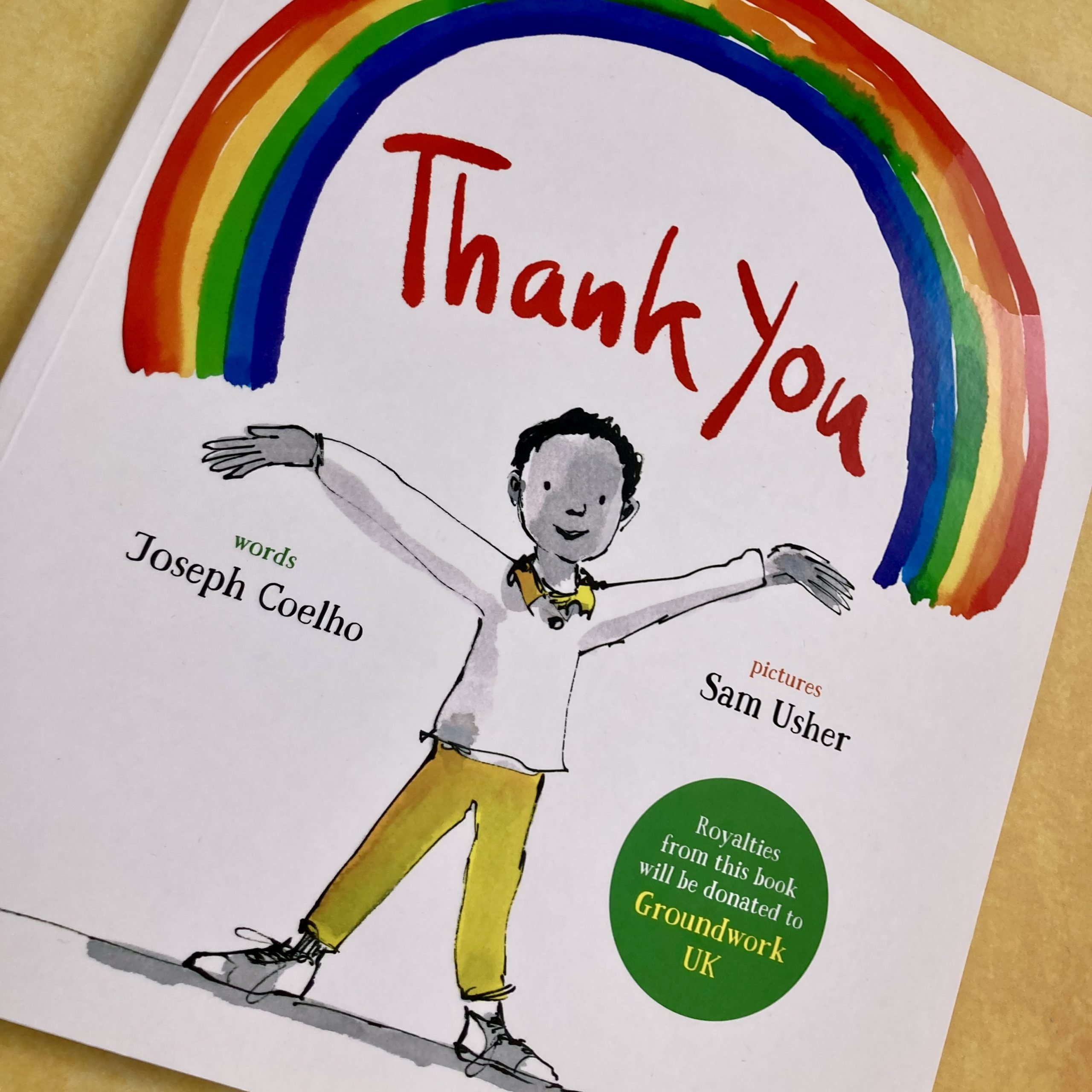 Thank You by Sam Usher 2