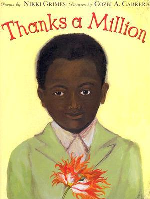 Thanks A Million by Nikki Giovanni