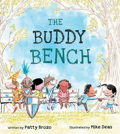 The Buddy Bench by Patty Brozo