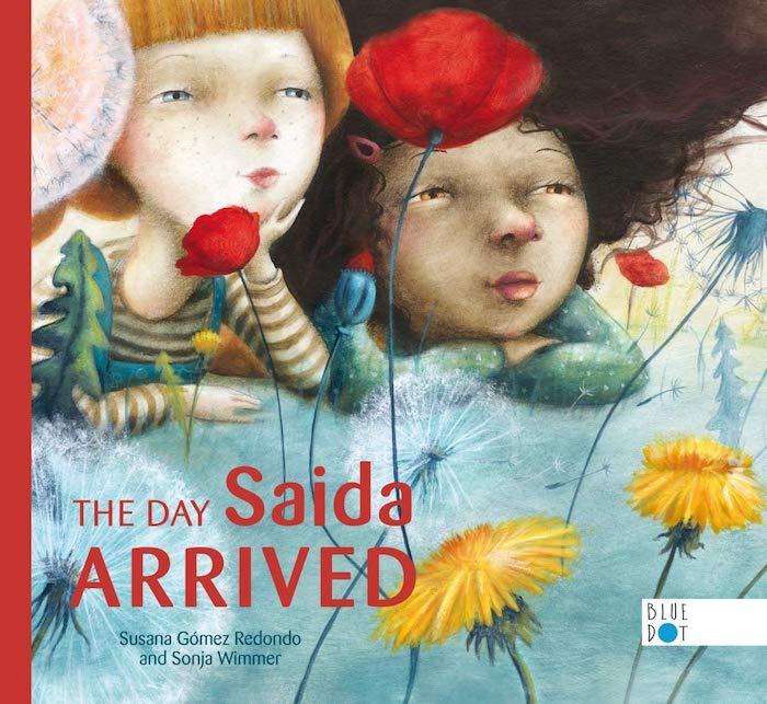 The Day Saida Arrived by Susana Gómez Redondo