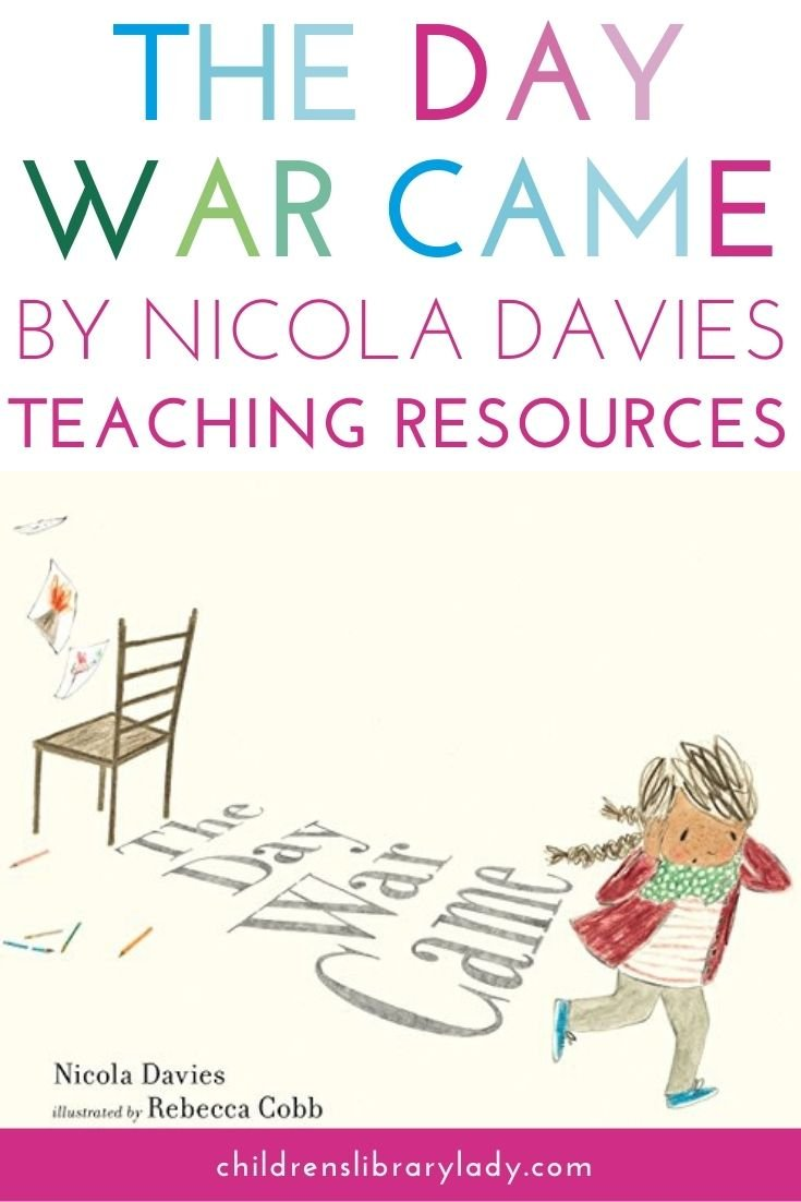 The Day War Came by Nicola Davies