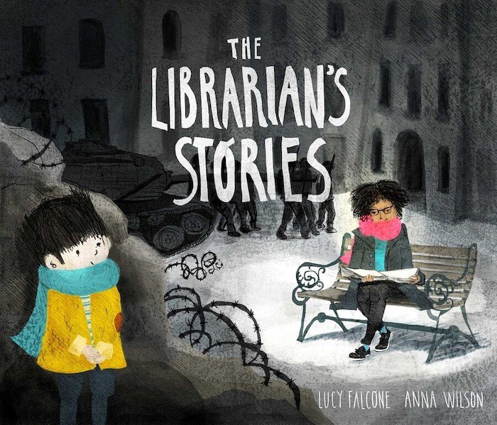 The Librarian's Stories by Lucy Falcone