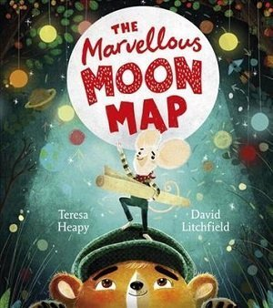 The Marvellous Moon Map by Teresa Heapy