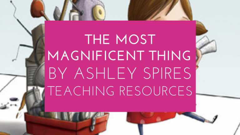 The Most Magnificent Thing by Ashley Spires