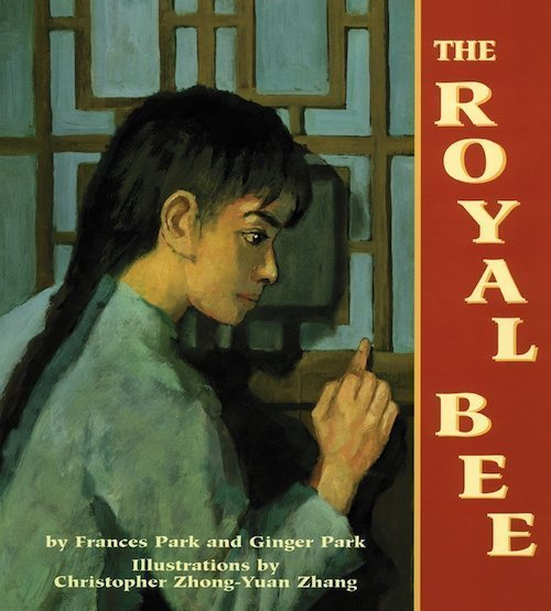 The Royal Bee by Frances and Ginger Park
