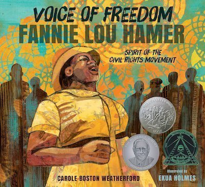Voice of Freedom Fannie Lou Hamer- The Spirit of the Civil Rights Movement