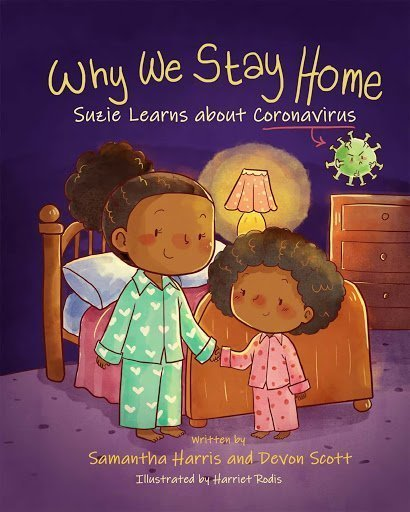 Why We Stay Home by Samantha Harris
