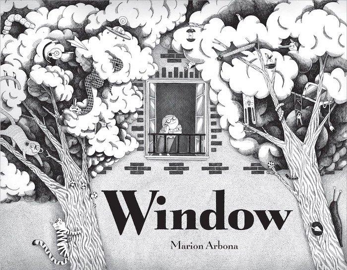 Window by Marion Arbona