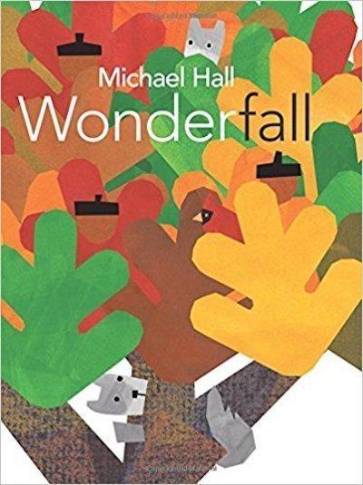 Wonderfall by Michael Hall