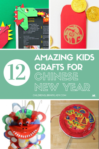 12 Amazing Kids Crafts for Chinese New Year