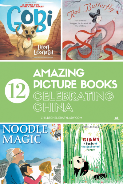 12 Wonderful Picture Books Celebrating China Banner