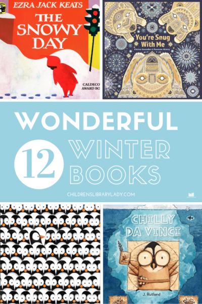 12 Wonderful Winter Reads