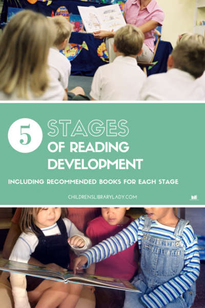 5 Stages of Reading Development​