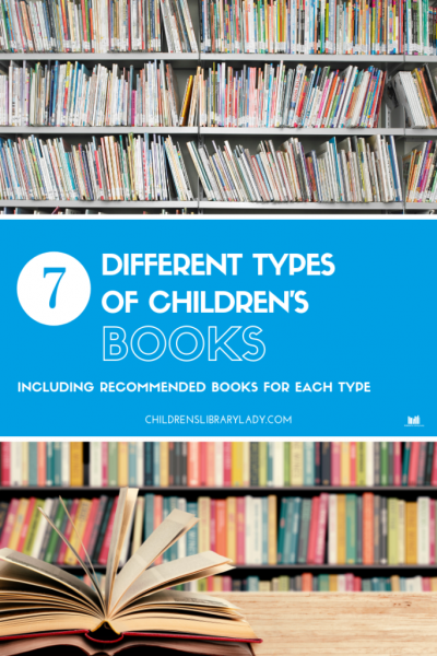 7 Different Types of Children's Books