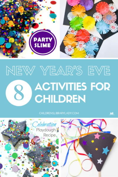 8 Amazing New Year's Eve Activities for Kids