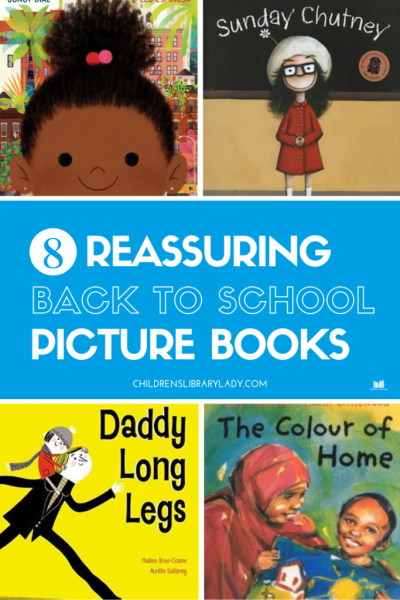 8 Great Books to Ease Back Into School
