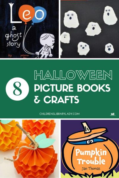 Spooky Halloween Books and Activities
