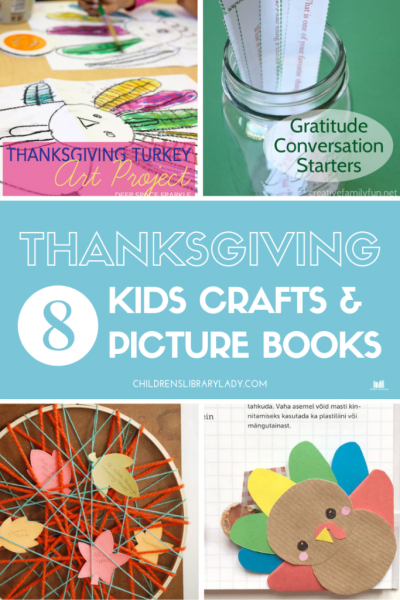 Thanksgiving Picture Books & Crafts