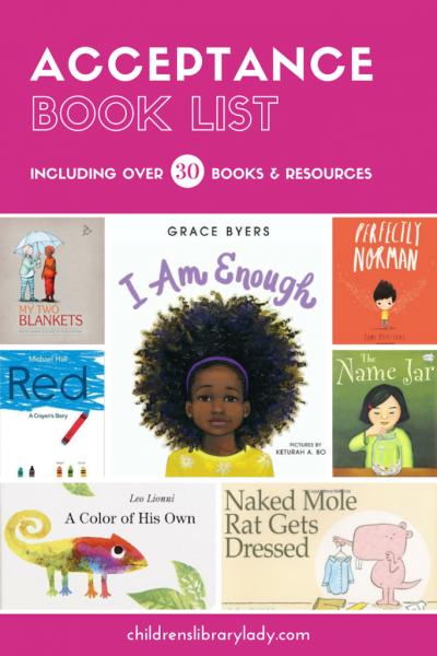 Acceptance Book List
