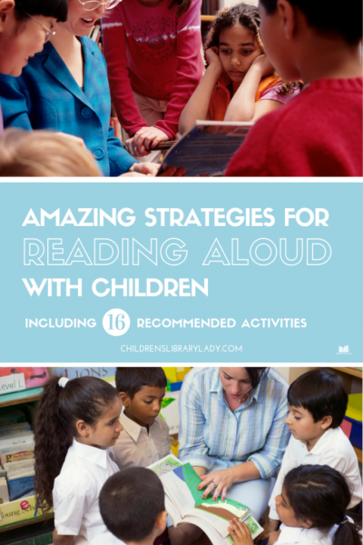 Amazing Strategies For Reading Aloud With Children