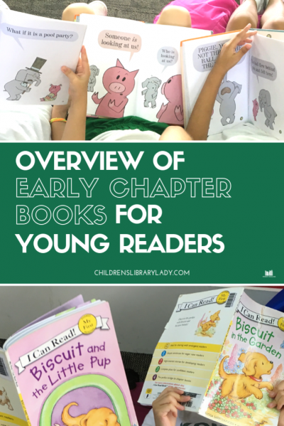 An Overview of Early Chapter Books for Young Readers
