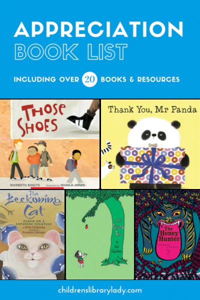 Appreciation Book List