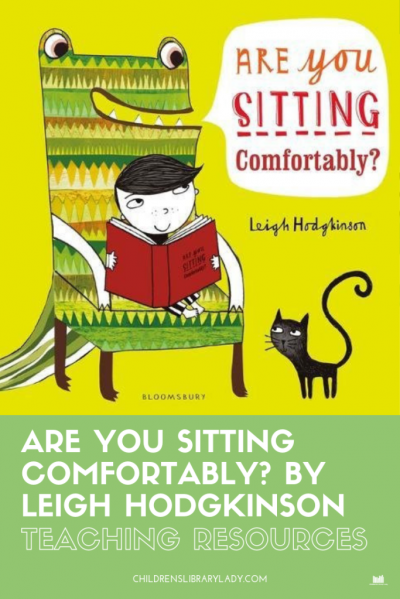 Are You Sitting Comfortably? - Leigh Hodgkinson