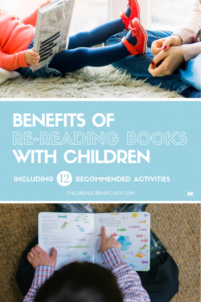 Benefits of Children Re-reading the Same Book