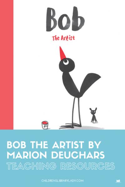 Bob The Artist by Marion Deuchars