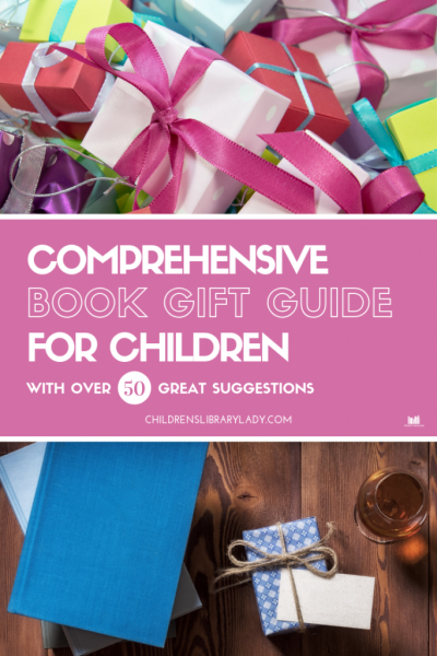Book Gift Guide for Children