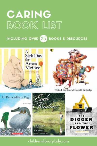 Caring Book List