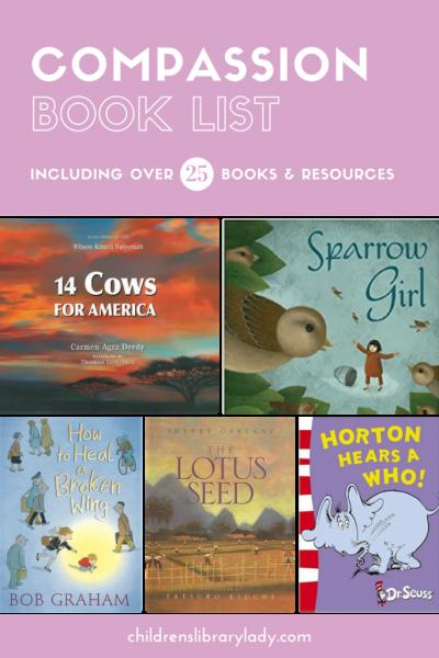 Compassion Book List