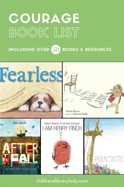 Courage Book List