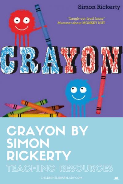 Crayon by Simon Rickerty