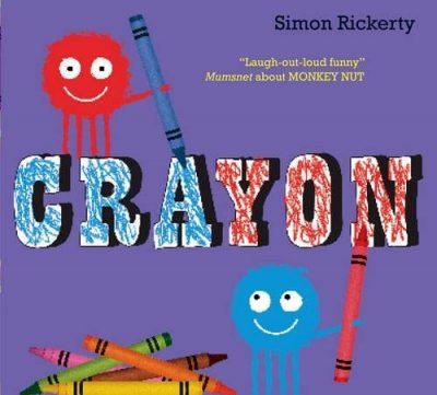 Crayon - Simon Rickerty