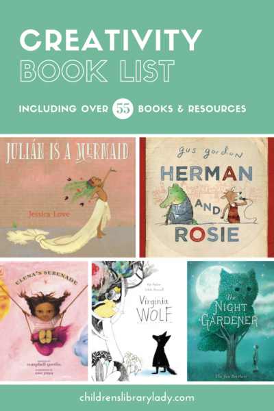 Creativity Book List