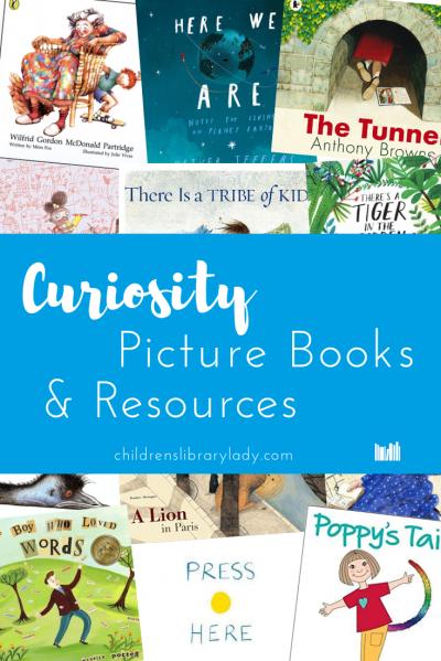 Curiosity Book List