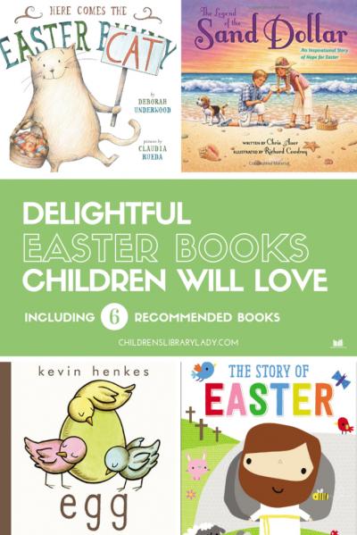 Delightful Easter Books Children Will Love