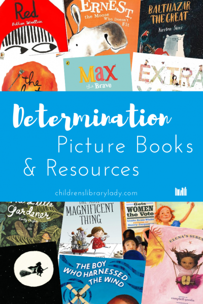 Determination Book List