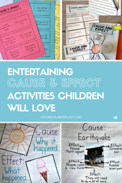 Entertaining Cause & Effect Activities