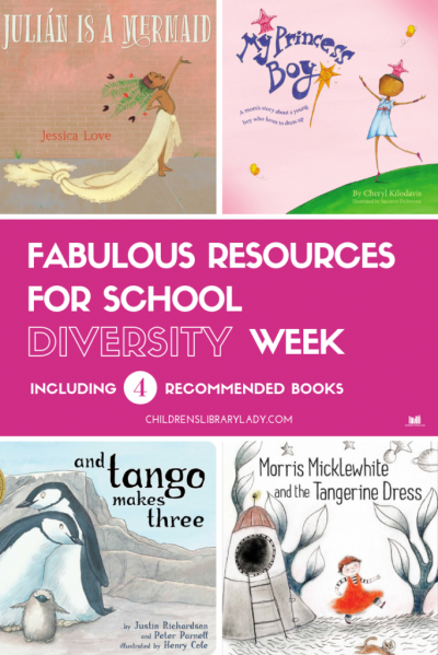 Fabulous Resources for School Diversity Week