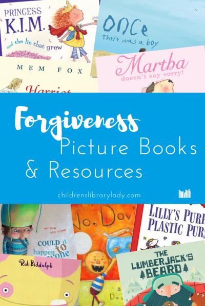 Forgiveness Book List