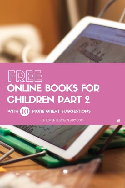 Free Online Books for Children Part 2